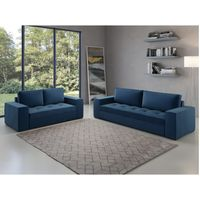 Juego-de-living-3-2-en-pana-color-azul-160x88x80-200x88x80cm