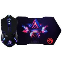 Combo-gaming-Marvo-2en1-mouse-m309---mouse-pad-g7