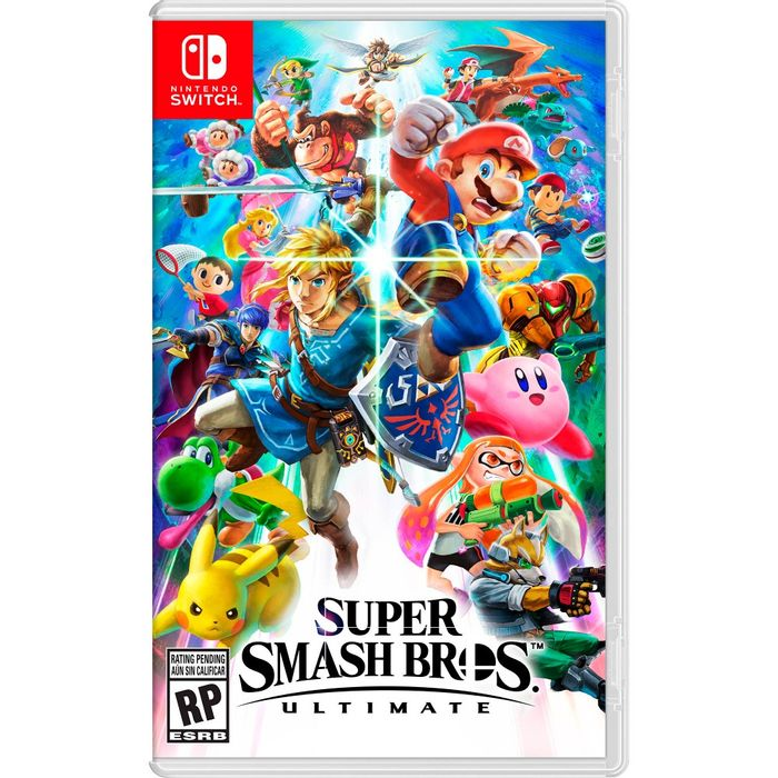 Juego-SWITCH-smash-bros-ultimate