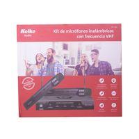 Microfono-inalambrico-KOLKE-set-x-2-Mod.-VHF-KPI-266