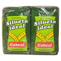 Pack-2-un.-yerba-Cabral-silueta-ideal-1-kg