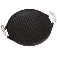 Plancha-hierro-esmaltado-redonda-reversible-con-asas-alambre-32-cm-VICTORIA