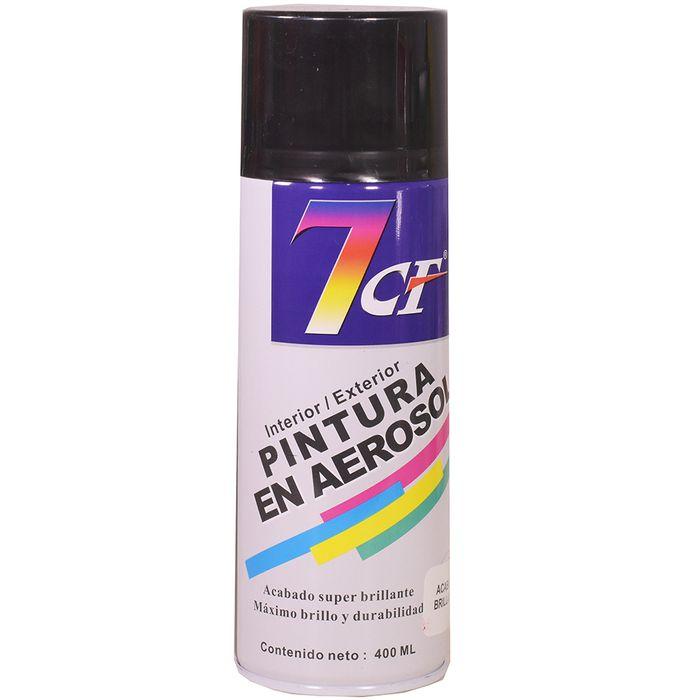 Esmalte-7CF-aerosol-negro-400ml