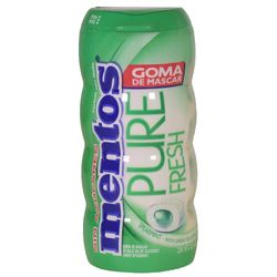 Chicles-Mentos-sin-azucar-pure-fresh-spearmint