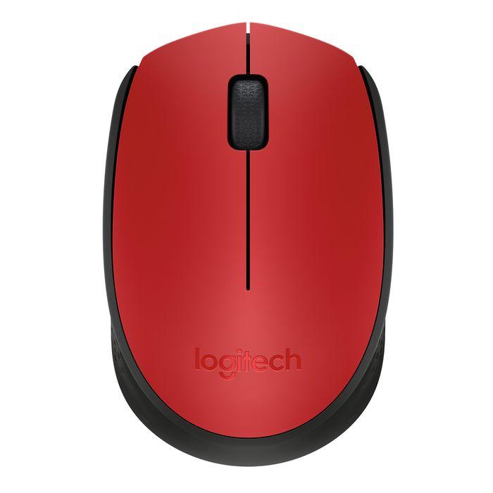 Mouse-inalambrico-LOGITECH-Mod.-M170-2.4-rojo----------
