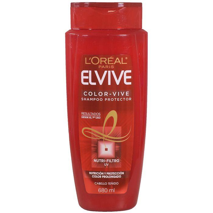Shampoo-Elvive-colorvive-680-ml