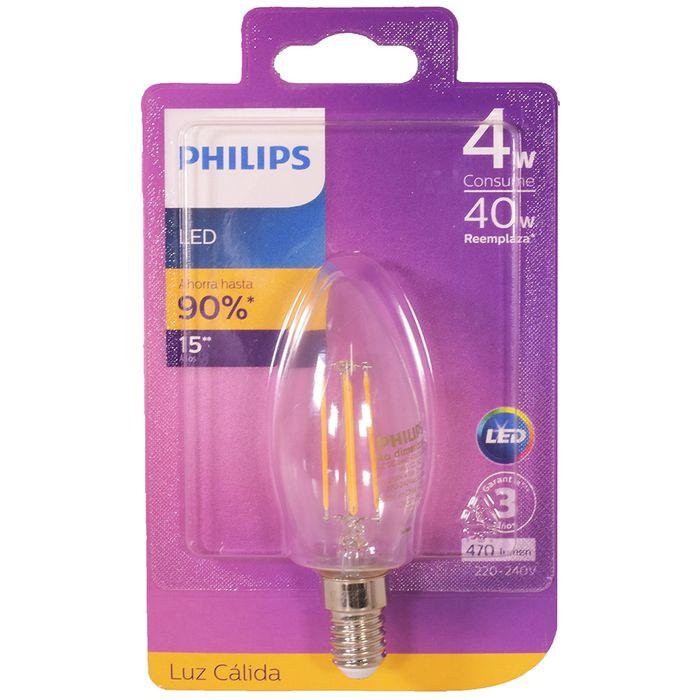 Lampara-led-PHILIPS-classic-40-w-e14