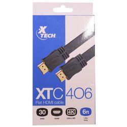 Cable-hdmi-a-hdmi-plano-XTECH-Mod.-xtc-406-6ft