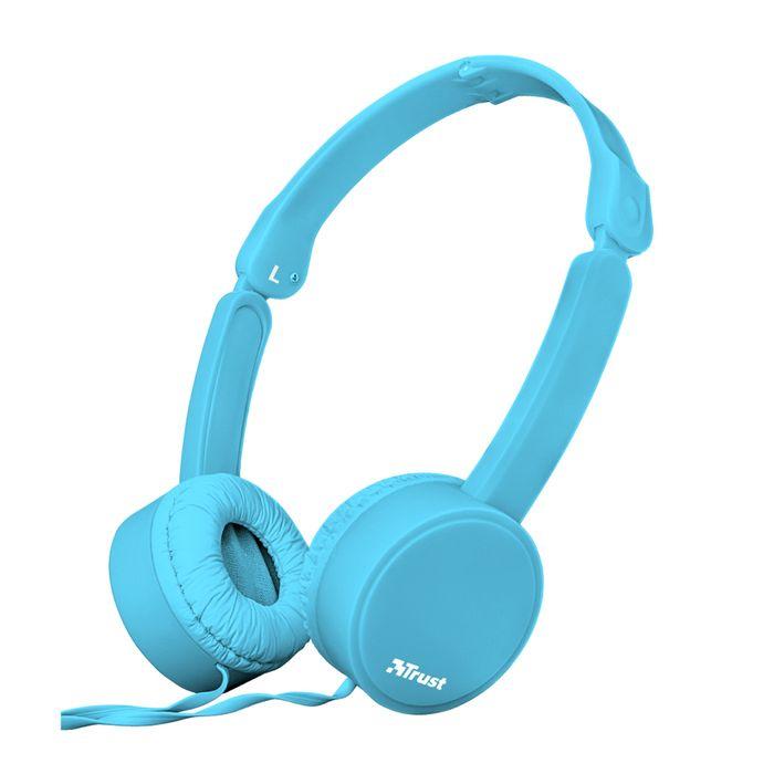 Auricular-TRUST-headphone-Mod.-Nano-Blue