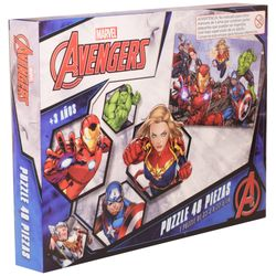 Puzzle-48-piezas-Avengers---Capitana-Marvel