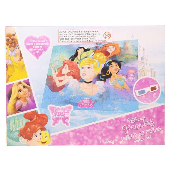 Puzzle-63-piezas-3d-con-lentes-Princesas