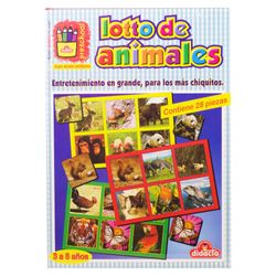 Lotto-de-animales