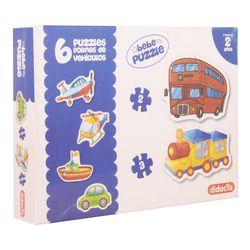 Puzzle-forma-vehiculos-x-6
