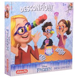 Desconfio---FROZEN