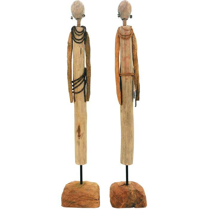 Talla-en-madera-con-soporte-silueta-69-cm