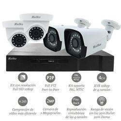 Kit-de-vigilancia-KOLKE-Mod.-KUK-354-2MP-4-canales-2-bullet-2-domo