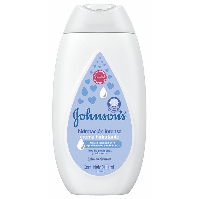 Crema-hidratante-intensa-Johnson-200-ml