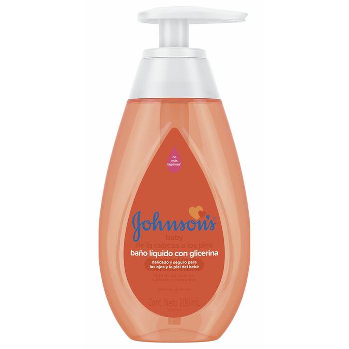 Baño-Liquido-Glicerinado-JOHNSON-S-200-ml