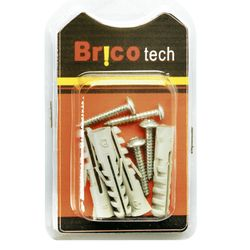 Tornillo-y-taco-fisher-de-6-pulgadas-BRICO-TECH