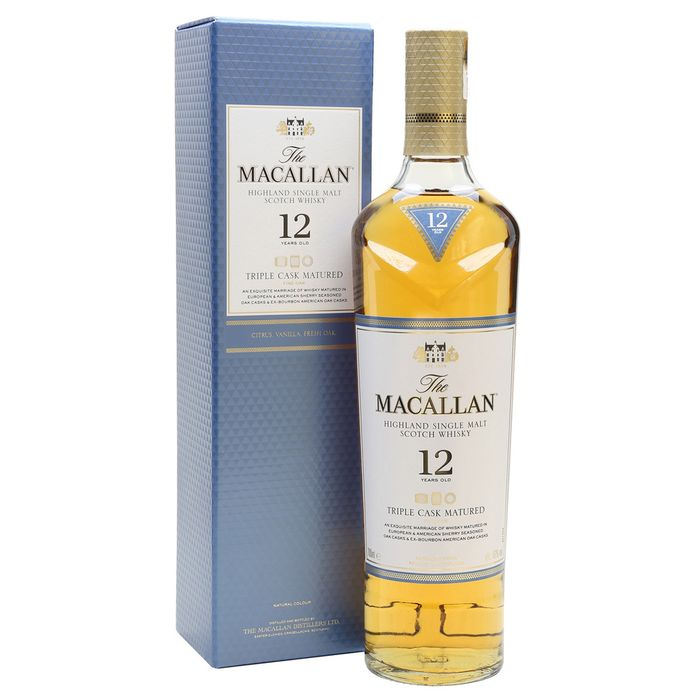 Whisky-escoces-THE-MACALLAN-12-años---vasos