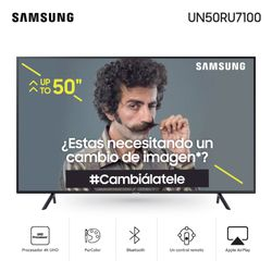 Smart-TV-led-4K-50--SAMSUNG-Mod.-un50ru7100