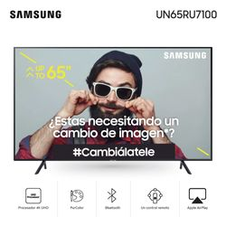 Smart-TV-SAMSUNG-65--4k-Mod.-UN65RU7100