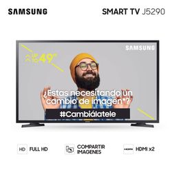 "Smart-TV-Samsung-49""-Full-HD-Mod.-UN49J5290"