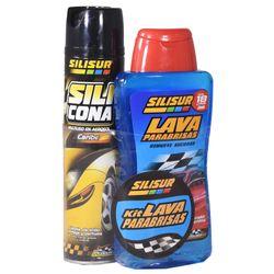 Combo-SILISUR---silicona-multiuso---lavaparabrisas