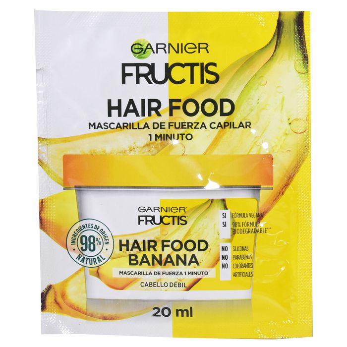 Tratamiento-FRUCTIS-hair-food-banana-25-g