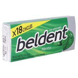 Chicle-BELDENT-menta-18-un.-306-g