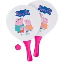 Set-de-2-paletas-de-playa---pelota-PEPPA-PIG