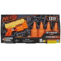 NERF-Alphastrike-pistola-dardos---4-objetos---8-dardos