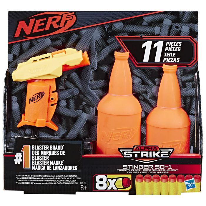 NERF-Alphastrike-pistola-dardos---2-objetos---8-dardos