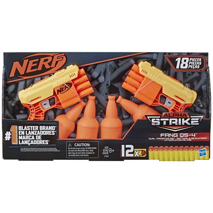 NERF-Alphastrike-Fang-2-pistolas---4-objetos---12-dardos