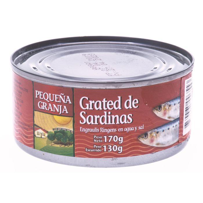 Grated-de-sardinas-PEQUEÑA-GRANJA-170-g