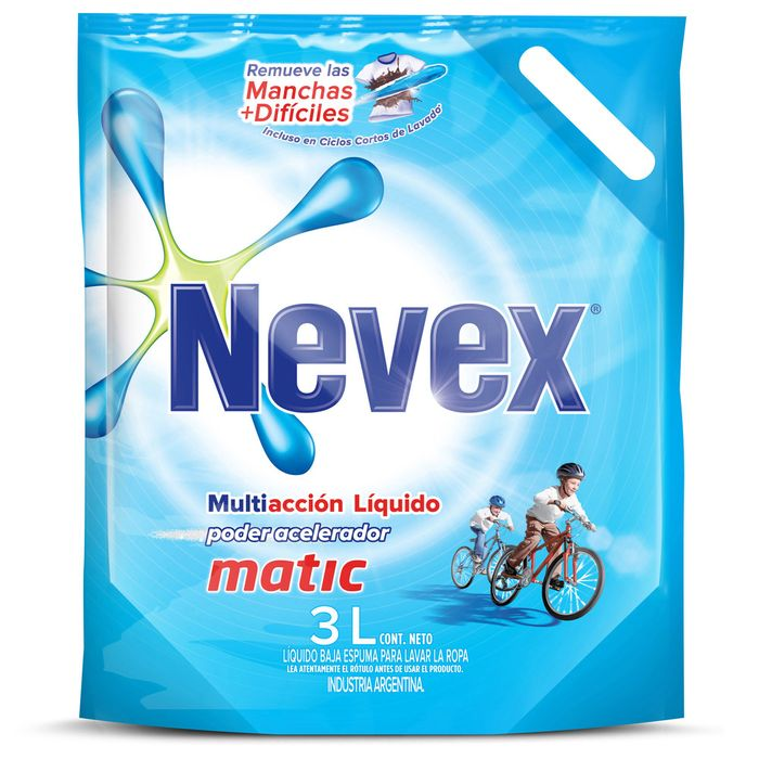 Pack-Detergente-Nevex-doy-pack-3-L