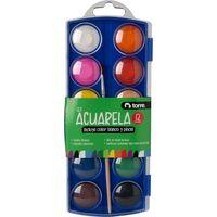 Acuarelas-TORRE-estuche-12-colores---pincel