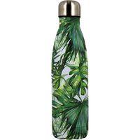 Botella-acero-inoxidable-500-ml-con-anillo-silicona-palmas