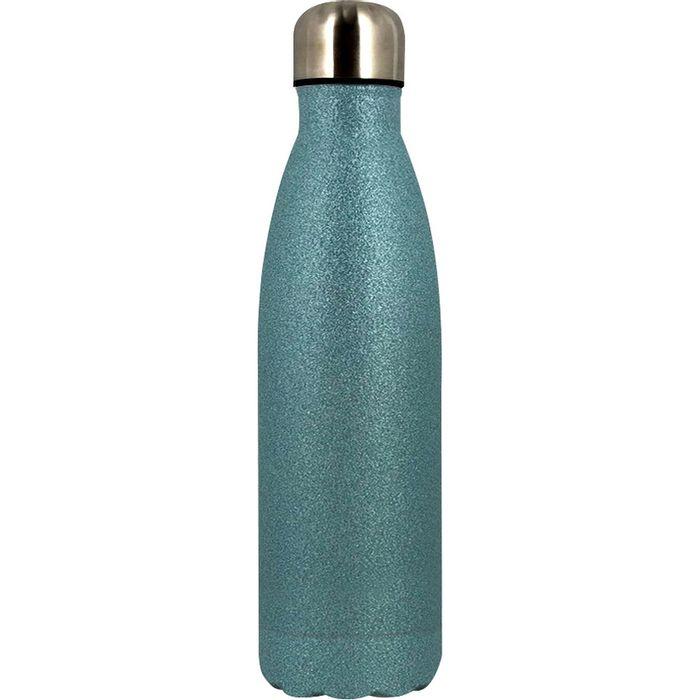 Botella-acero-inoxidable-doble-pared-500-ml-verde-agua-brillo