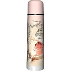 Termo-bala-750-ml-acero-inoxidable-diseño-lovely-birds