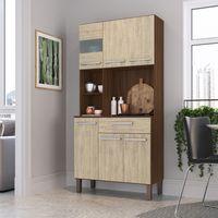 Kit-de-cocina-6-puertas-1-cajon-eco-tabaco-malbec-170x82x36cm