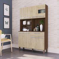 Kit-de-cocina-8-puertas-1-cajon-eco-tabaco-malbec-170x108x36cm