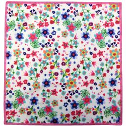 Toalla-social-microfibra-30x30cm-flowers