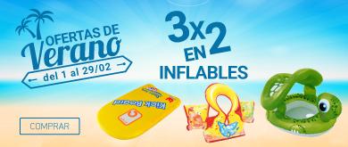 ZonaMarcas Logitech - top 10- 3x2 inflables