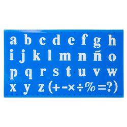 Regla-22-cm-letras-numeros
