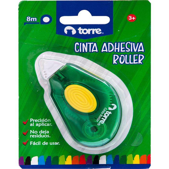 Cinta-adhesiva-TORRE-doble-contacto-deslizante