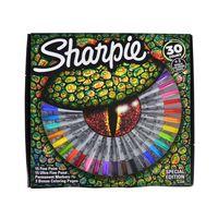 Marcadores-SHARPIE-30un-18-finos-12-ultrafinos