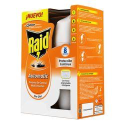 Insecticida-RAID-Automatico-aparato---repuesto