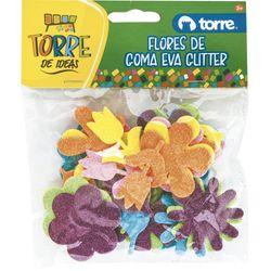 Flores-gliter-en-goma-eva-varios-colores