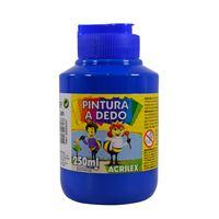 Dactilopintura-ACRILEX-pote-250ml-azul